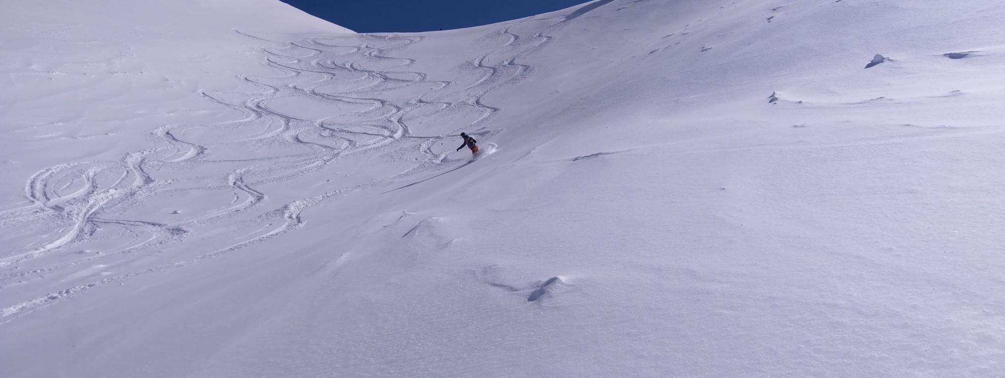 snow report FR, Barèges - La Mongie (65)
