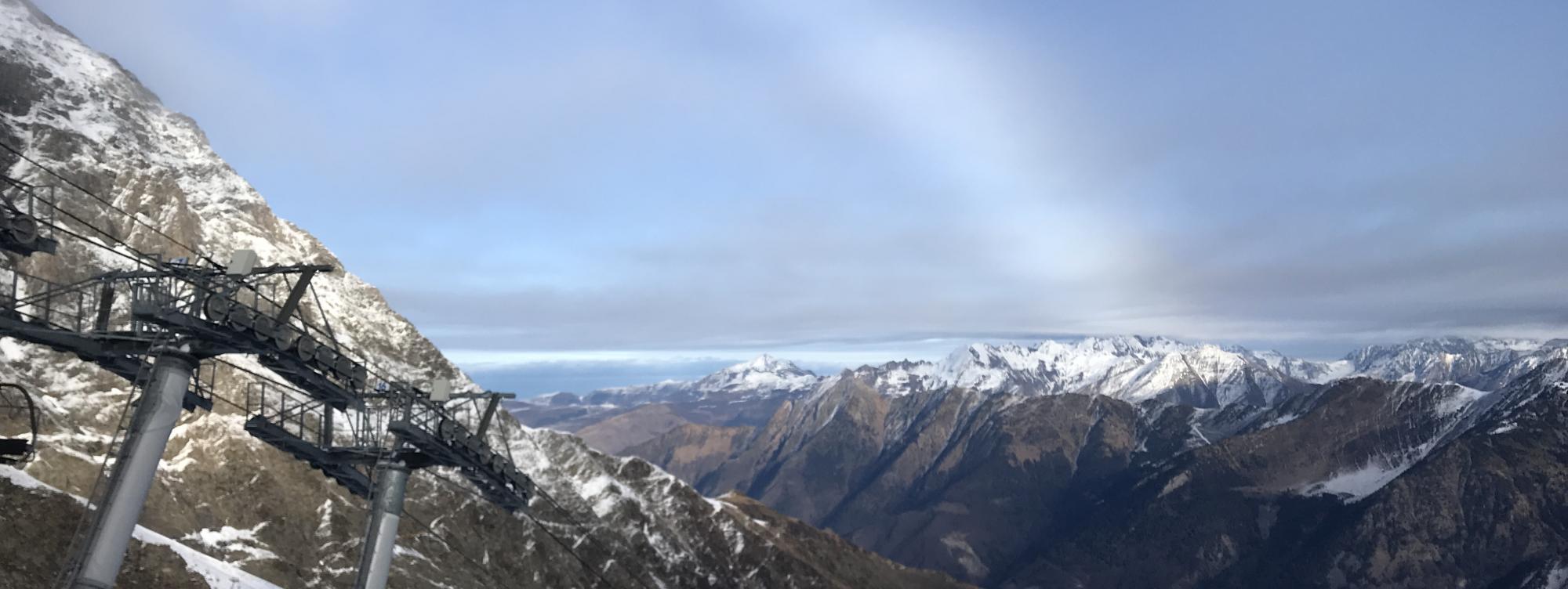 snow report FR, Cauterets (65)
