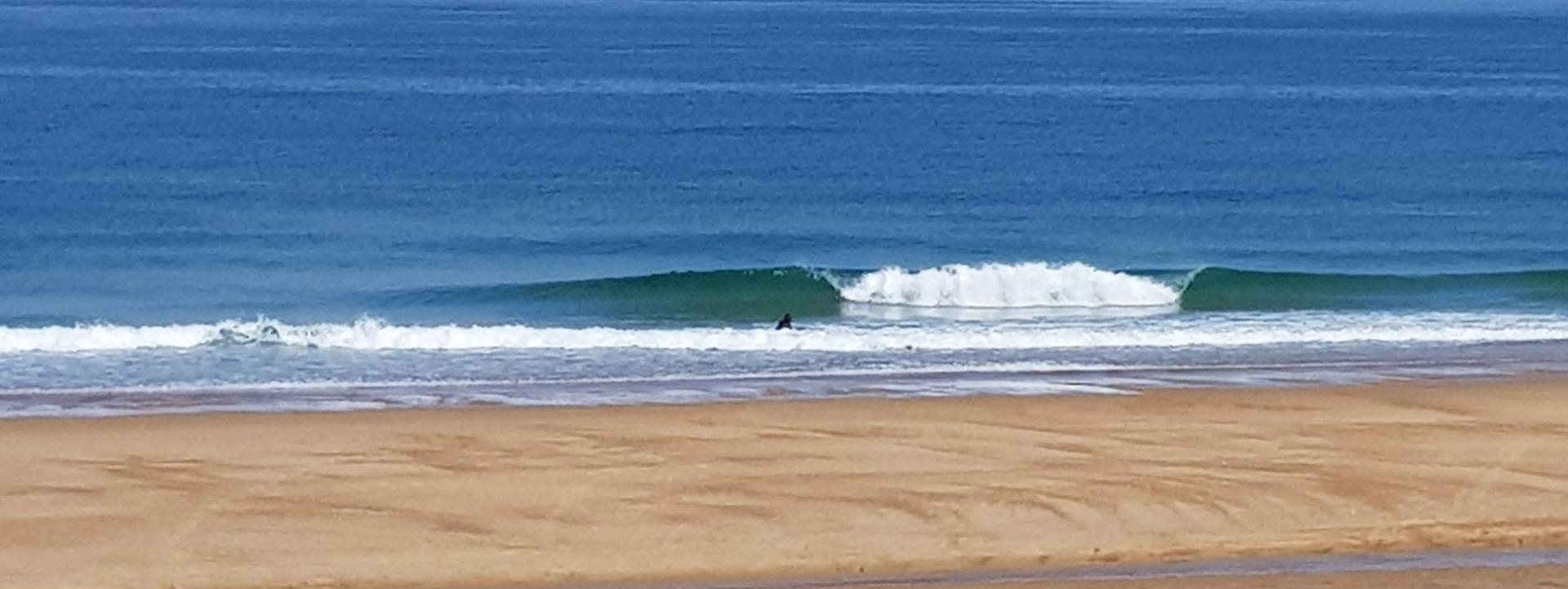 Surf report FR, Hossegor - La Gravière (40)