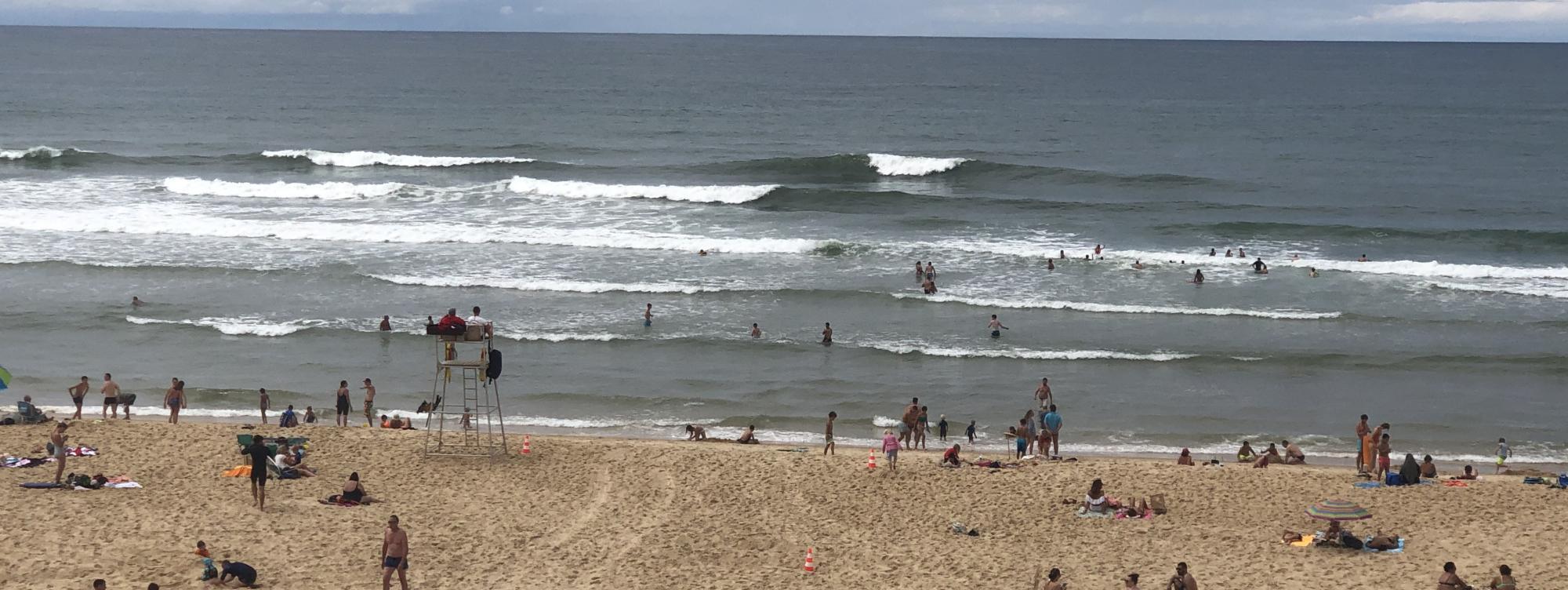 Surf report FR, Le Porge (33)