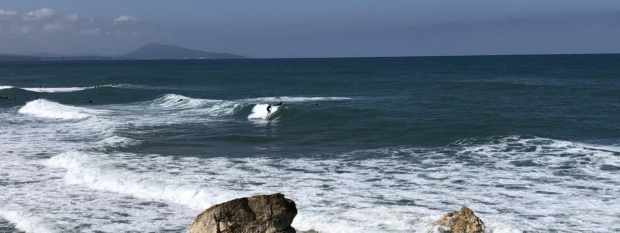 Surf report FR, Ilbarritz (64)