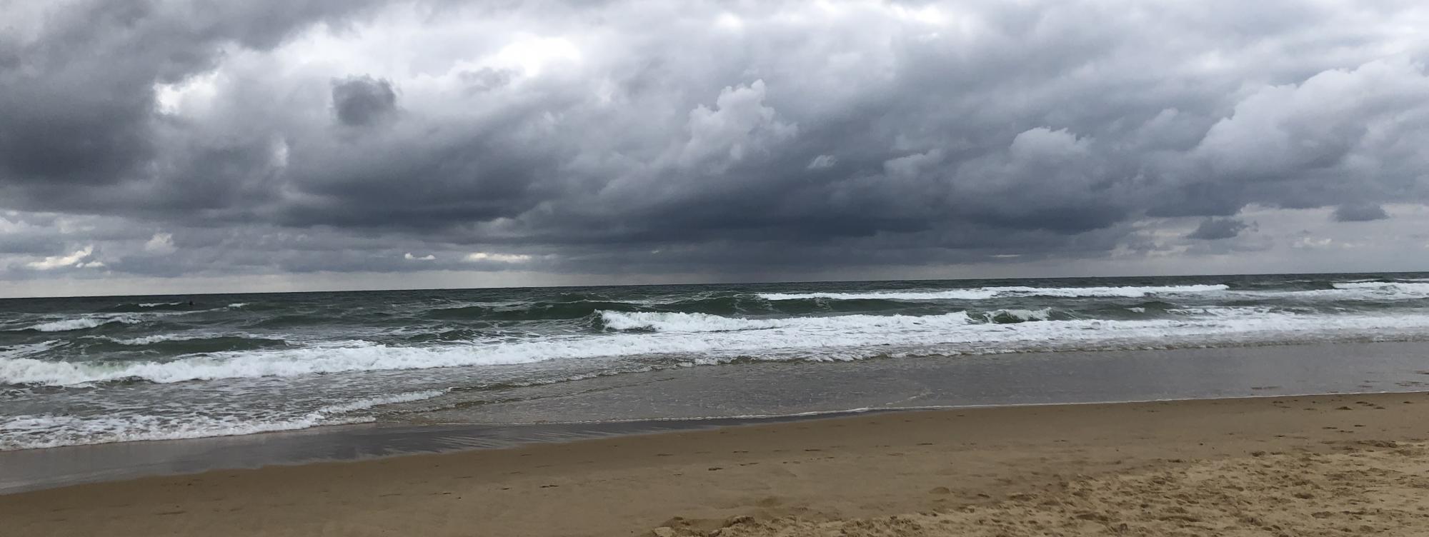 Surf report FR, Contis Plage (40)
