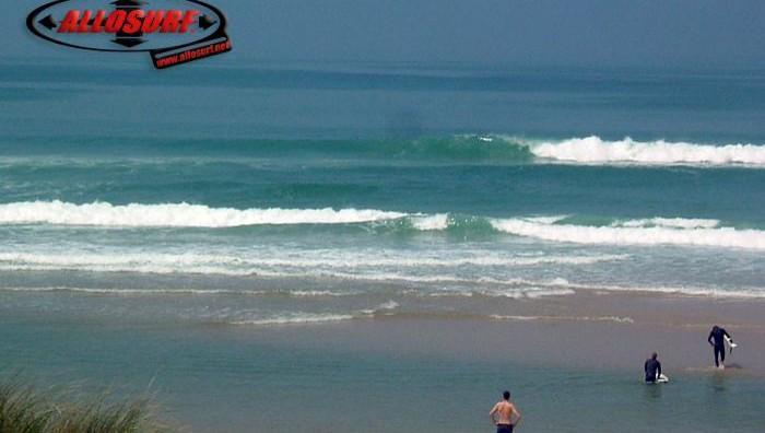 Surf report Le Truc vert - France (33) 2007-06-07 13:00:00