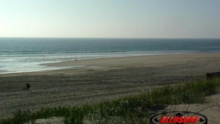 Wind report Mimizan - Plage Sud - France (40) 2007-06-11 20:00:00