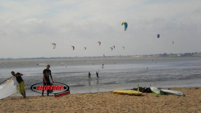 Wind report Châtelaillon-Plage - France (17) 2007-06-24 16:00:00