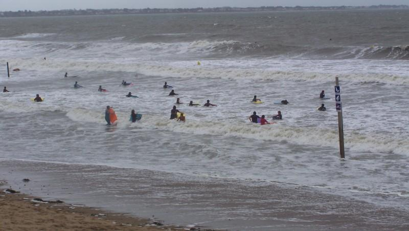 Surf report Gohaud - France (44) 2007-08-15 12:00:00