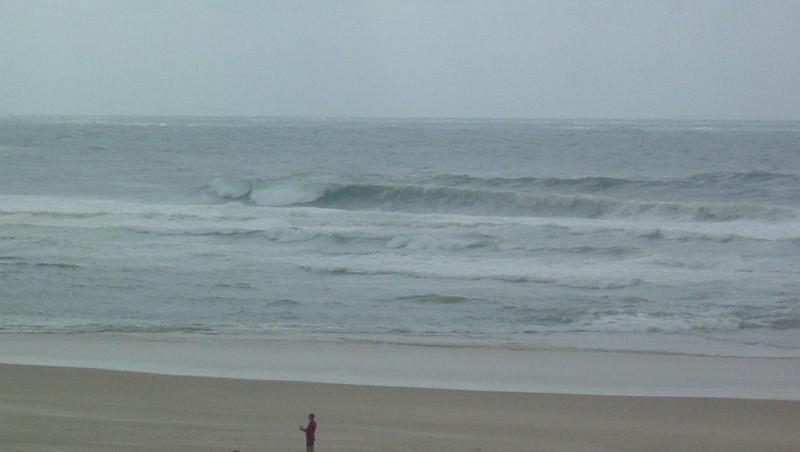 Surf report Mimizan - Plage Garluche - France (40) 2007-08-21 16:00:00