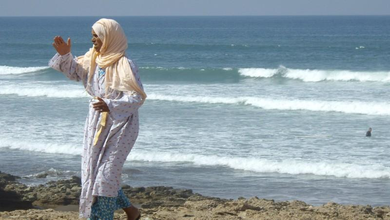 Surf report Jack Beach - Maroc (MA) 2007-10-07 10:00:00
