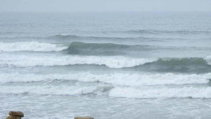 wave report Jack Beach - Maroc (MA) 2007-10-09 11:00:00