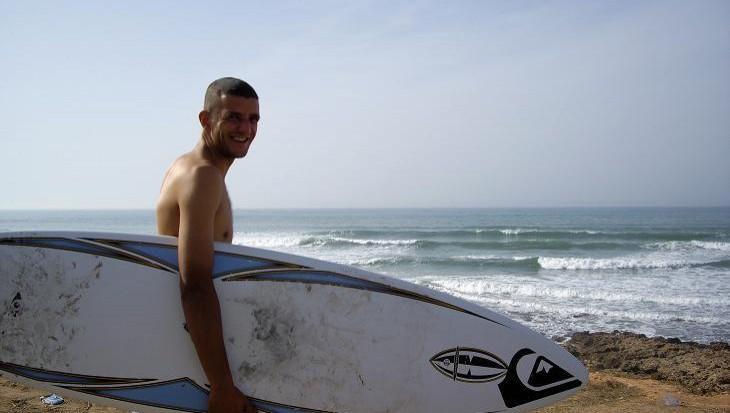 Surf report Jack Beach - Maroc (MA) 2007-10-11 15:00:00