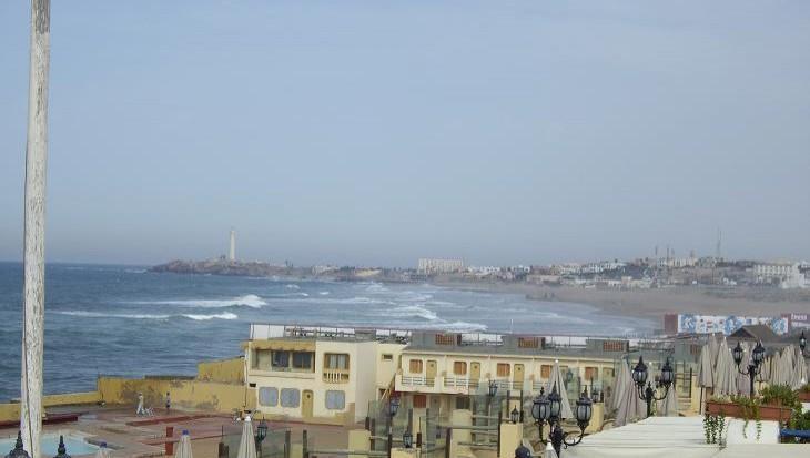 Surf report Jack Beach - Maroc (MA) 2007-10-13 14:00:00