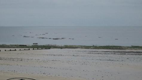Surf report La Couarde - France (17) 2007-11-11 12:00:00