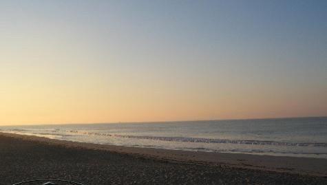 Surf report La Couarde - France (17) 2007-11-15 12:00:00