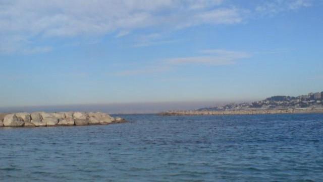 wave report Escale Borély - France (13) 2007-12-14 12:00:00
