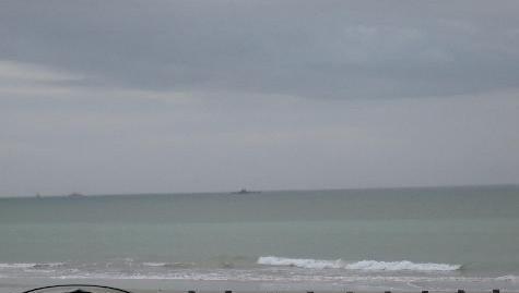 Surf report La Couarde - France (17) 2007-10-29 12:00:00