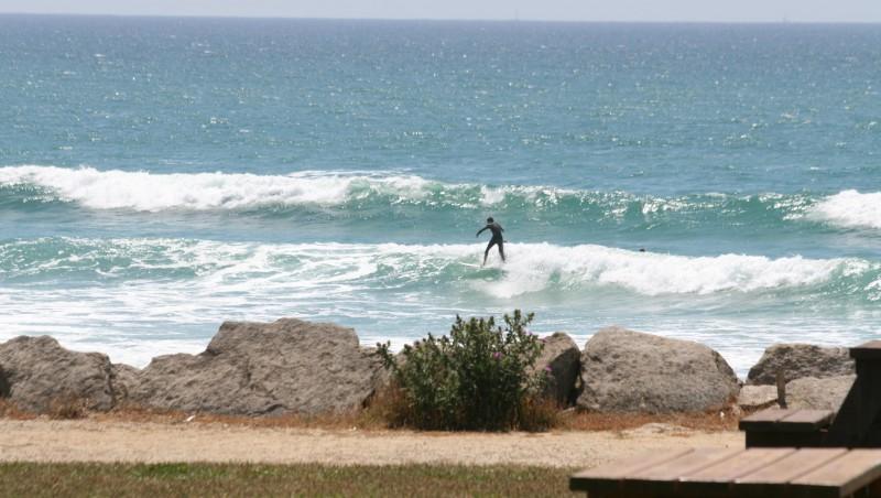 Surf report Penhors - France (29) 2008-06-29 12:00:00