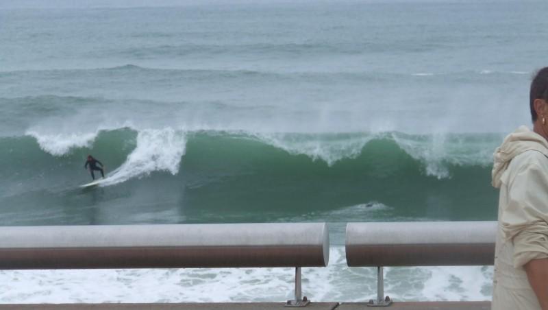 Surf report La Piste - V.V.F - France (40) 2008-07-06 12:00:00