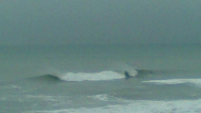 Surf report Le Lizay - France (17) 2008-01-08 15:00:00