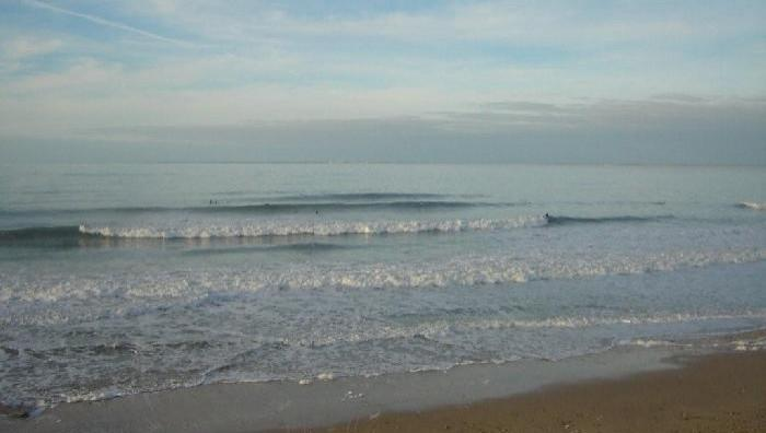Surf report Le Lizay - France (17) 2008-01-20 15:00:00