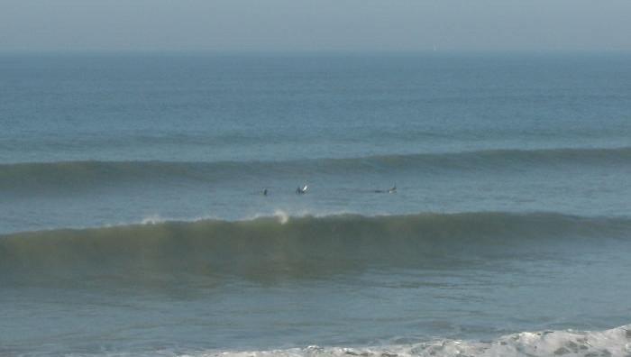 Surf report Le Lizay - France (17) 2008-02-07 15:00:00