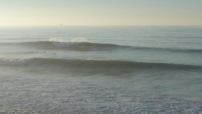 Surf report Le Ptit Bec - France (17) 2008-02-23 15:00:00
