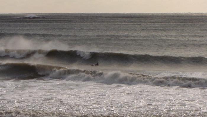 Surf report La Couarde - France (17) 2008-03-04 13:00:00