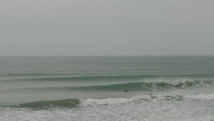 Surf report Les Grenettes - France (17) 2008-03-17 12:00:00