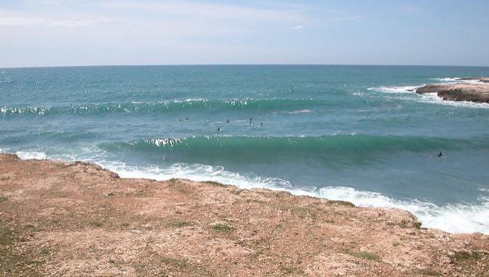 Surf report La Couronne - France (13) 2008-04-19 11:00:00