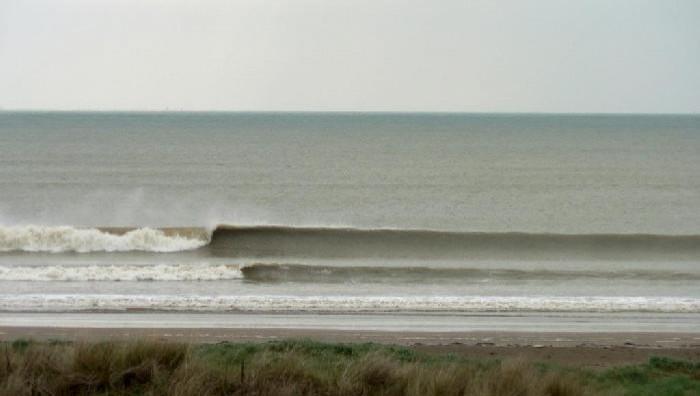 Surf report L'Ermitage - France (44) 2008-04-18 17:00:00