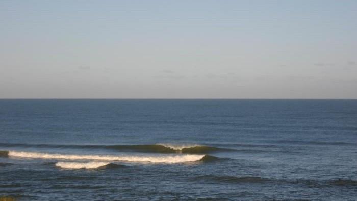 Surf report Vieux Boucau - France (40) 2008-04-07 12:00:00