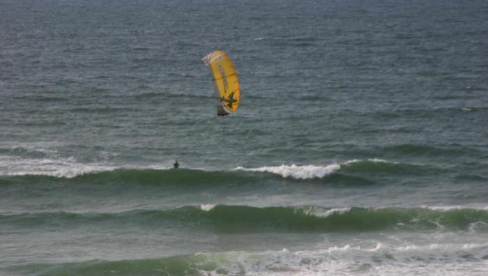 Surf report Vieux Boucau - France (40) 2008-04-09 12:00:00