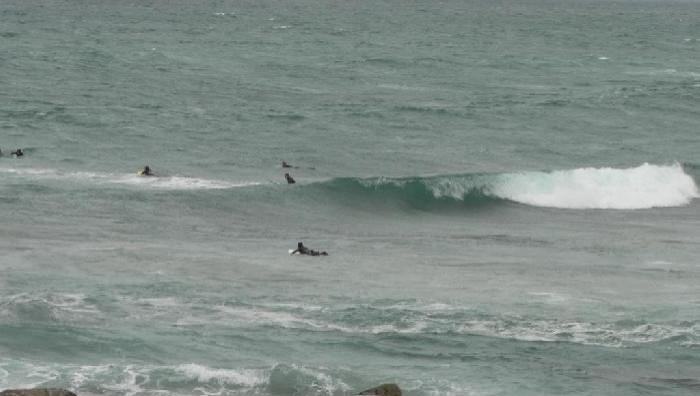 Surf report La Torche - France (29) 2008-04-27 16:00:00