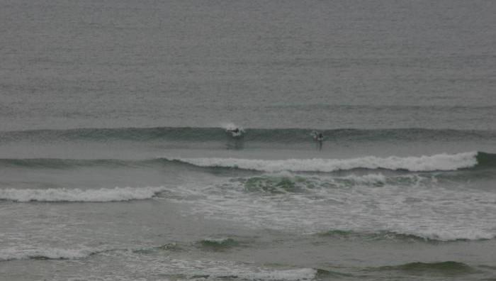 Surf report Vieux Boucau - France (40) 2008-04-10 10:00:00