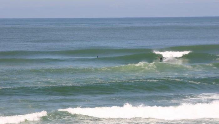 Surf report Vieux Boucau - France (40) 2008-04-15 11:00:00