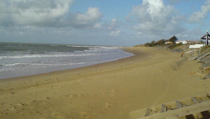 Wind report La Tranche-sur-Mer - France (85) 2008-09-07 11:00:00