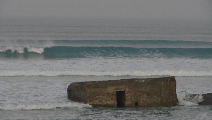 Surf report Plovan - France (29) 2008-09-20 08:00:00