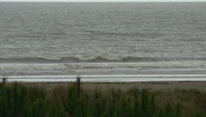 Surf report L'Ermitage - France (44) 2008-09-13 15:00:00