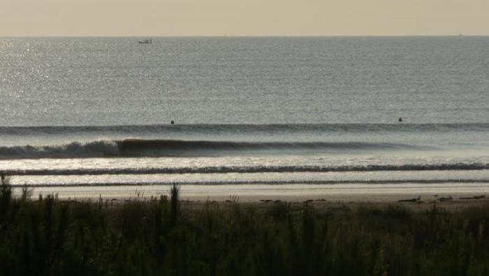 Surf report L'Ermitage - France (44) 2008-09-15 17:00:00