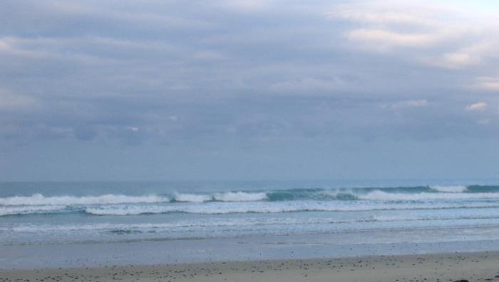 Surf report Plovan - France (29) 2008-10-19 09:00:00