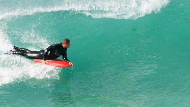 Surf report La Baie des Trépassés - France (29) 2008-10-12 11:00:00