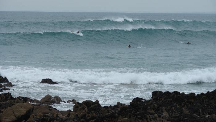 Surf report La Torche - France (29) 2008-11-06 15:00:00