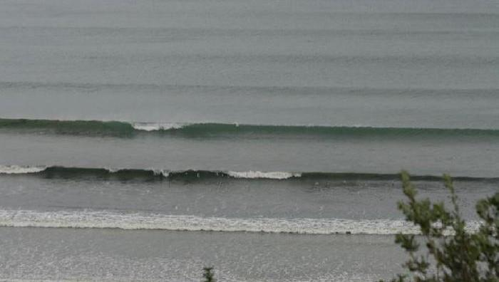 Surf report Sables Blancs - France (29) 2008-11-10 12:00:00