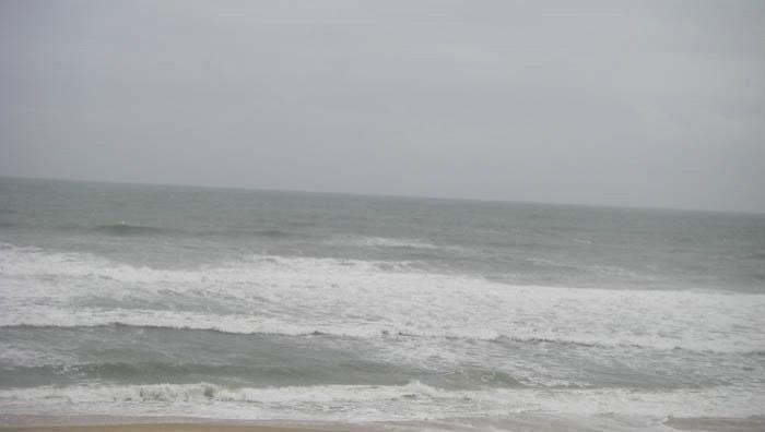 Wind report Hourtin port - France (33) 2008-11-09 14:00:00