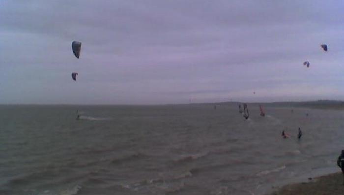 Wind report La Palmyre - Bonne-Anse - France (17) 2008-11-09 09:00:00