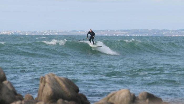 Surf report La Torche - France (29) 2008-11-13 12:00:00