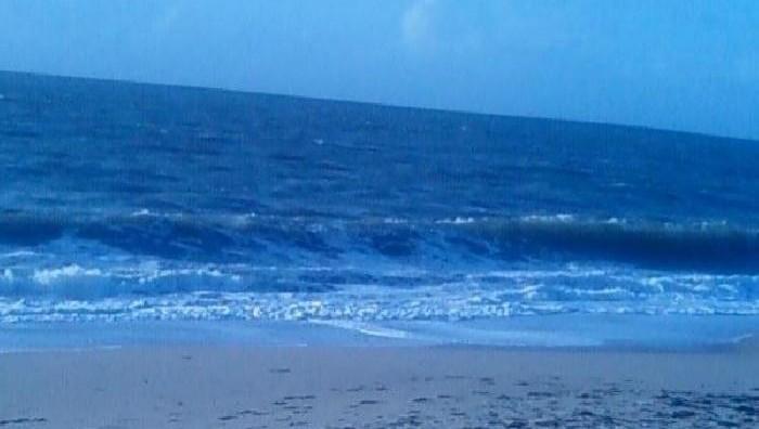 Surf report La Turballe  - France (44) 2008-11-11 14:00:00