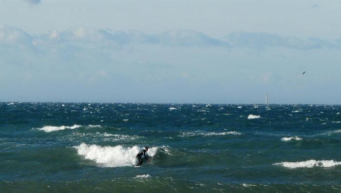 Surf report Le Prado - France (13) 2008-11-22 09:00:00
