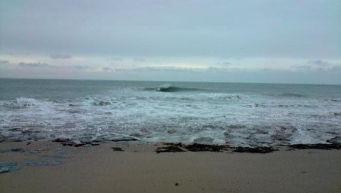 Surf report Margaret plage - France (44) 2008-11-29 14:00:00