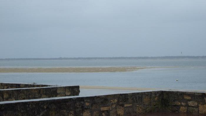 Wind report Arcachon - Les Arbousiers - France (33) 2008-12-13 11:00:00
