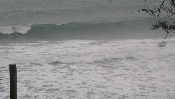 Surf report Plage du Verdon - France (13) 2008-12-14 09:00:00